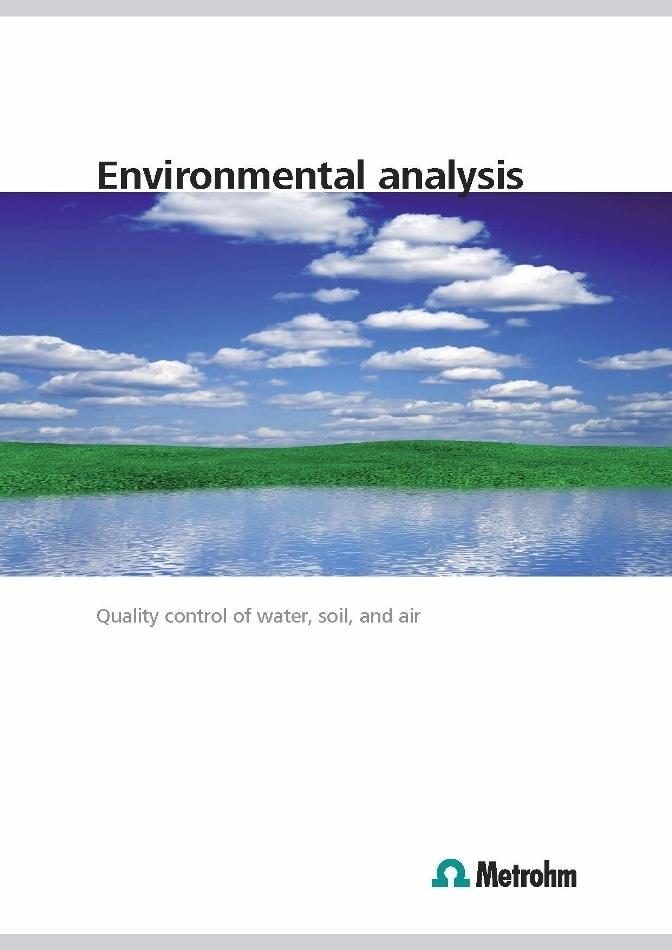 Environmental Analysis ebook