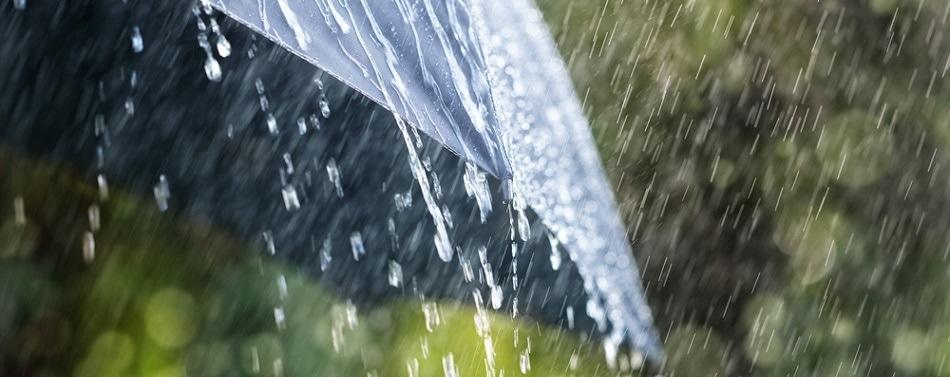 Solar Energy from Rain