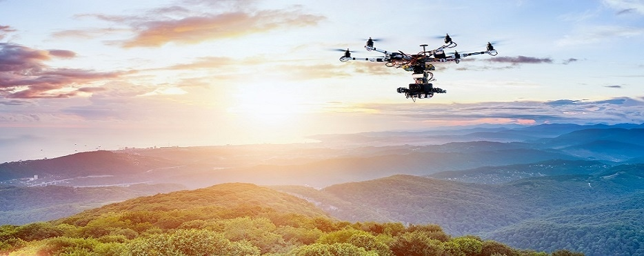 Reducing Pollution with Drones