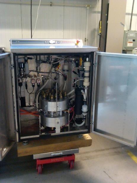5,000 psi Electrolyzer System