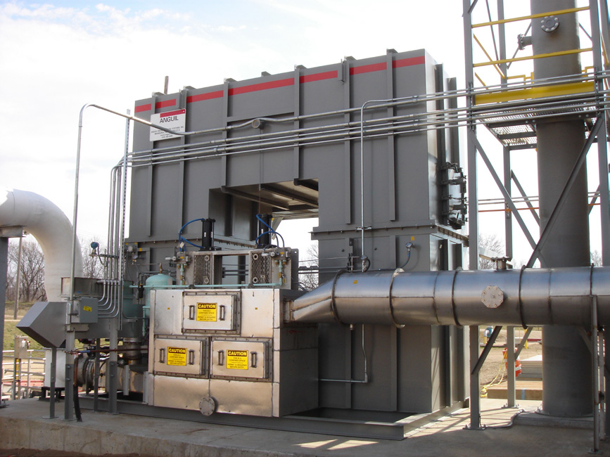 A regenerative thermal oxidizer (RTO) has been the preferred technology for capturing and destroying painting process emissions.