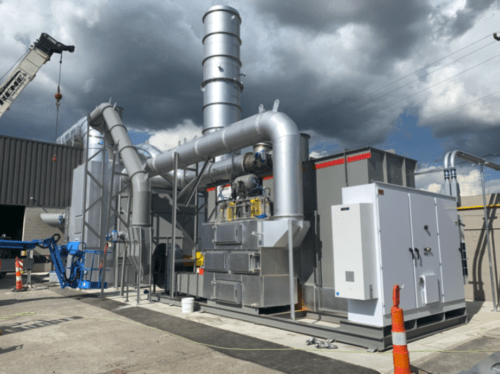 Keeping Industrial Coaters Profitable with Rebates and Efficiency
