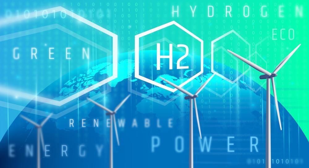 green hydrogen, wind energy