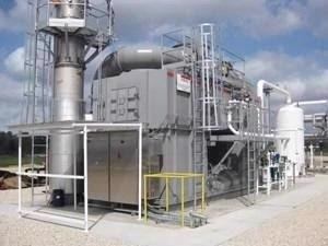 Applying Fuel-Efficient Abatement Technology to Tail-Gas Treatment