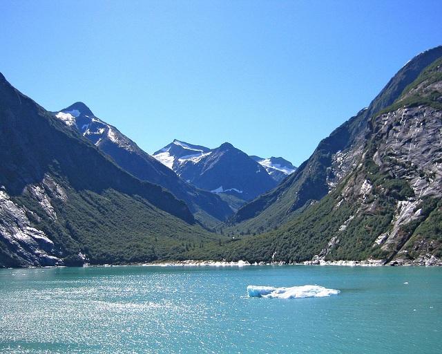 The unspoilt grandeur of Alaska, USA
