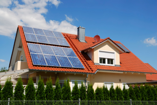 The installation of a solar power systems may have large upfront cost but, in the long term, massive savings can be made.