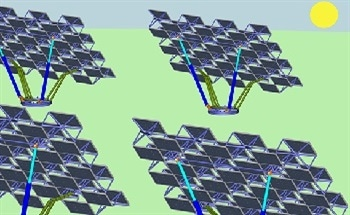 Achieving Robust Solar Panel Construction with 3D Solar Photovoltaic Leaves