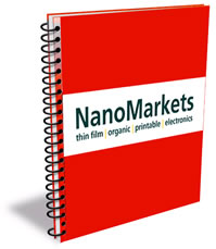 Thin-Film and Printable Battery Markets: 2010, Nanomarkets Report