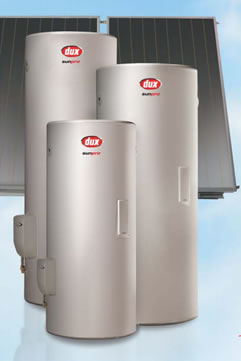 Dux Hot Water Solar Systems
