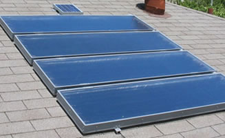 SolarRoofs Premium Skyline® Collectors