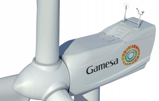 Gamesa G87-2.0 MW Wind Turbine