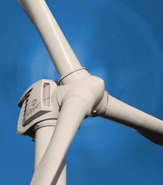 Libery 2.5MW Wind Turbine from Clipper