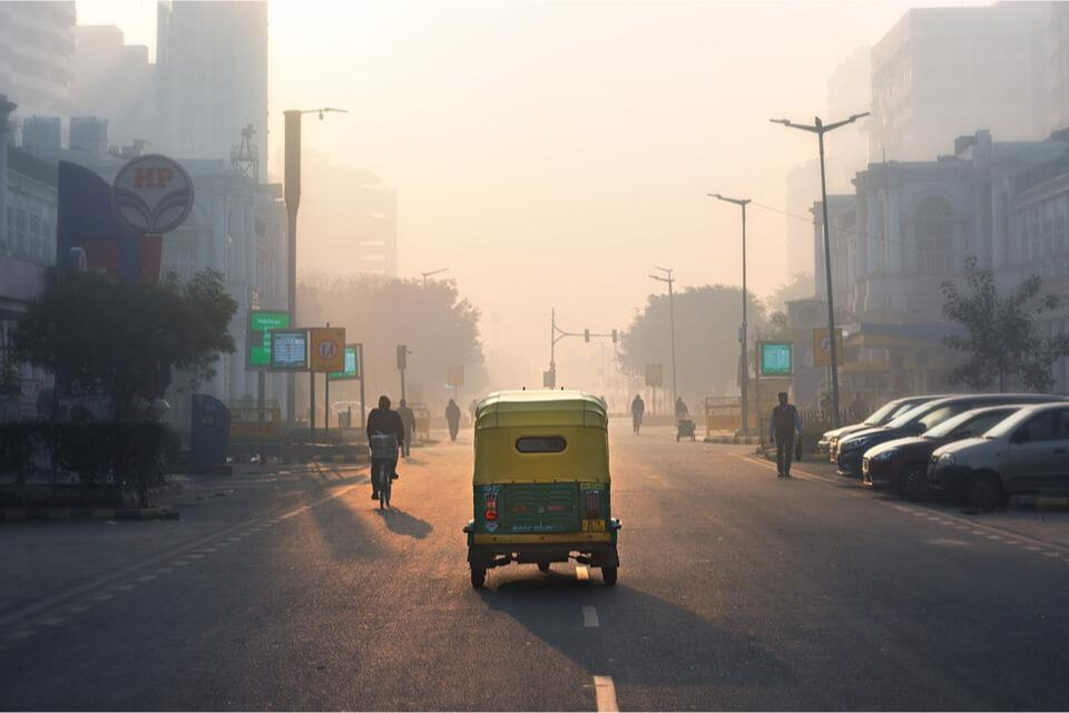 New Storytelling Toolkit Could Help Mitigate Urban Air Pollution in India