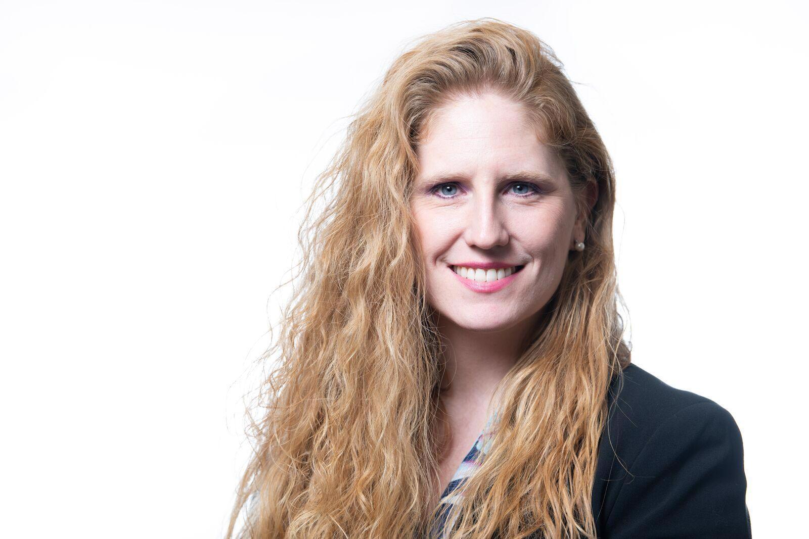Alicia Gorton, ocean engineer