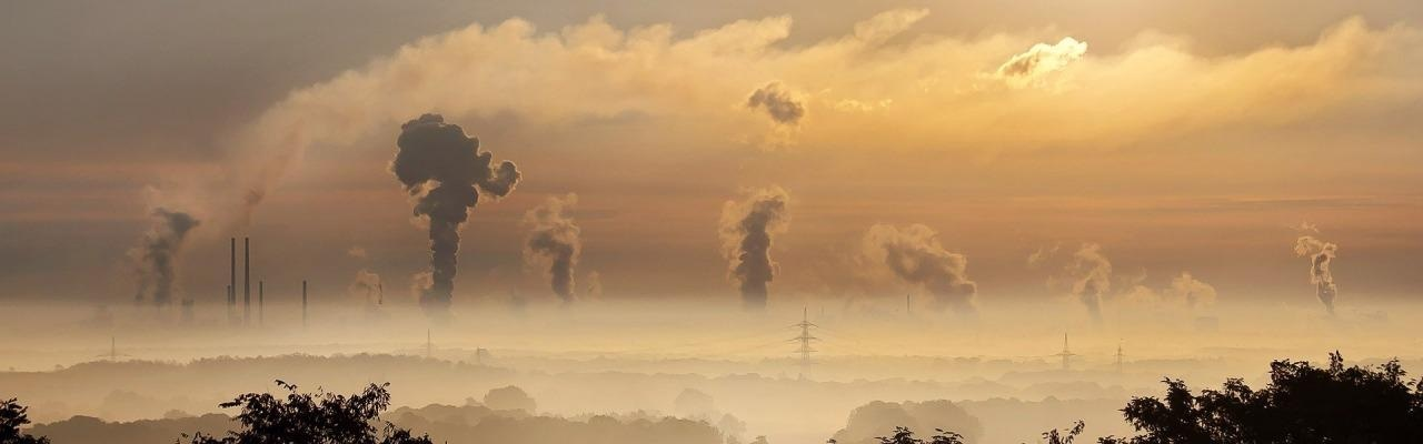 Study Highlights Link Between Atmospheric Pollutants and COVID-19 Incidence