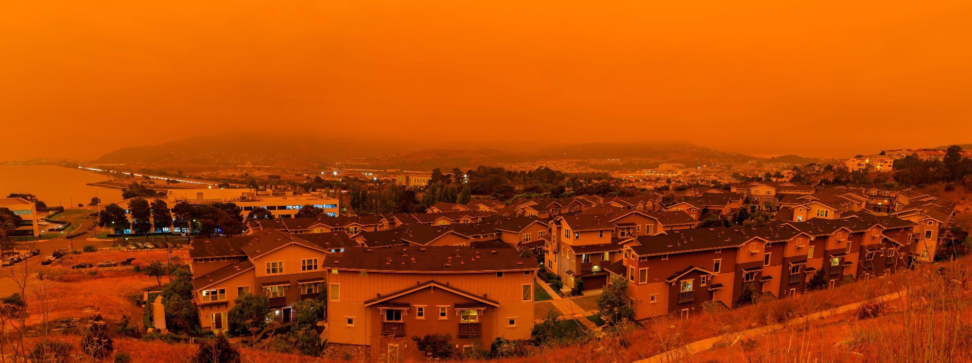 The Devastating Effect that Wildfires have on Air Quality