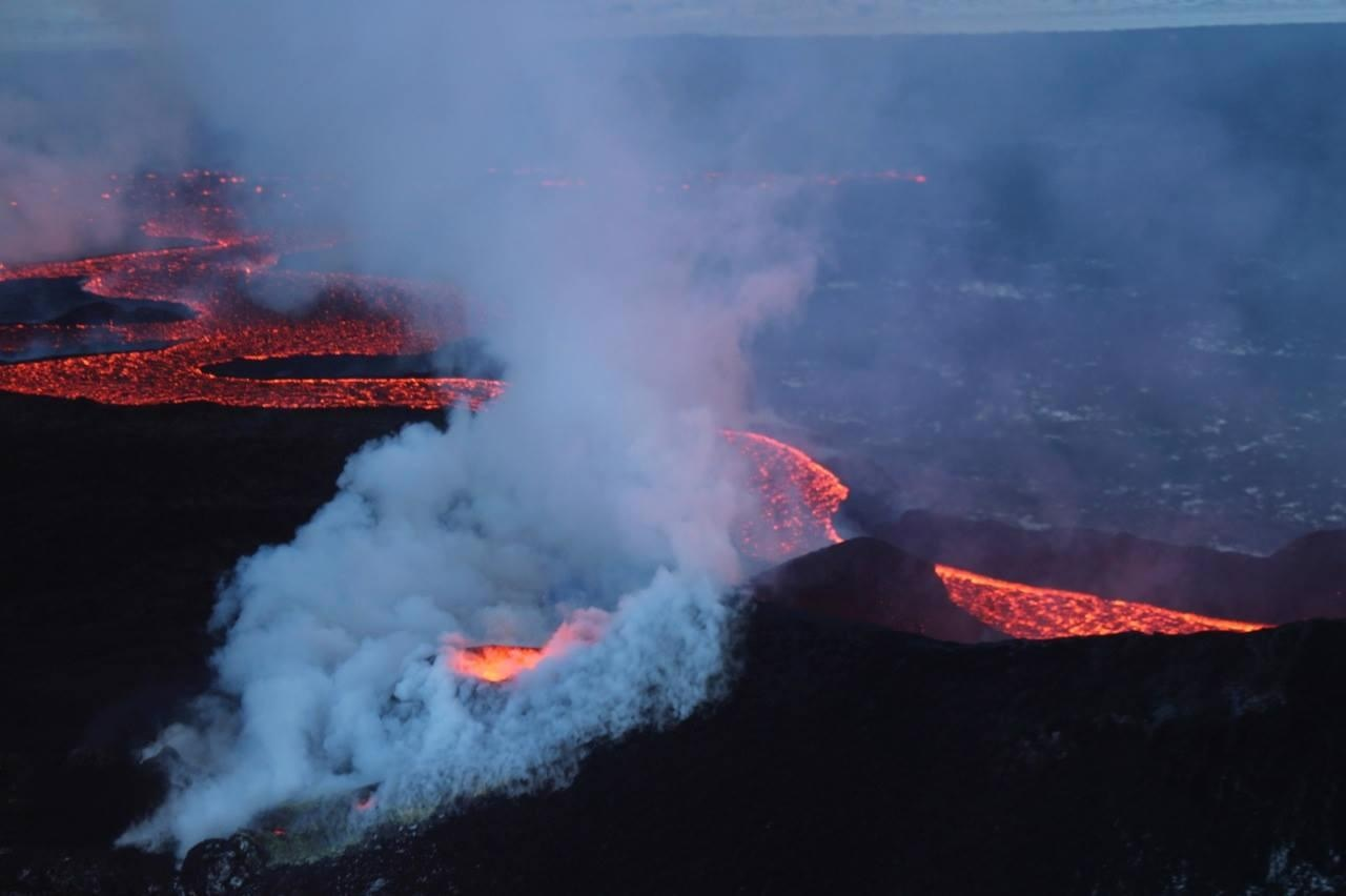 Volcanic Pollution Return Linked to Jump in Respiratory Disease Cases