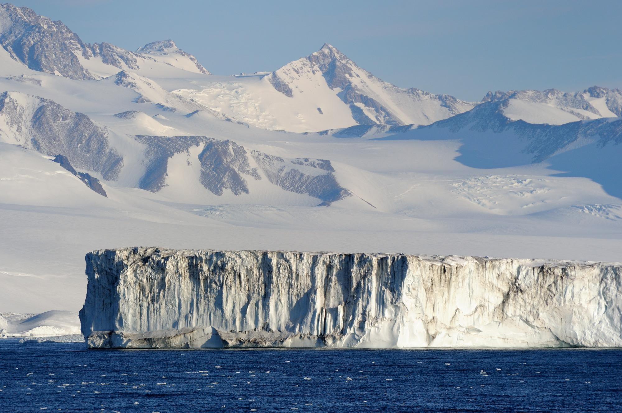 Global Warming Could Lead to Collapse of More than One-Third of Antarctic Ice Shelf