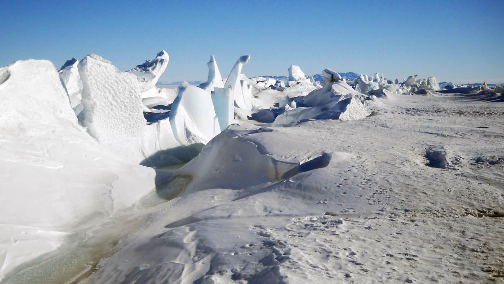 Study Sheds More Light on Overall Sea Ice Changes in Southern Hemisphere