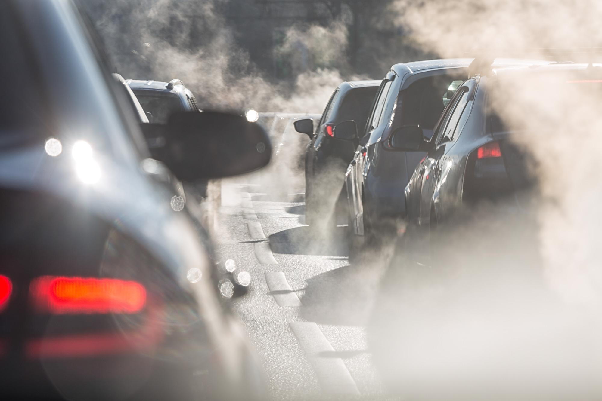In-Car Pollution is a Major Cause of Health and Economic Loss in Developing Countries