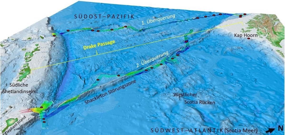 Possible Increase in Antarctic Circumpolar Current Intensity Could Accelerate Climate Change