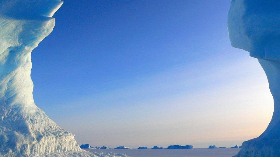 Study Offers Vital Clues About Climate Change Tipping Points on Antarctic Ice Sheets.