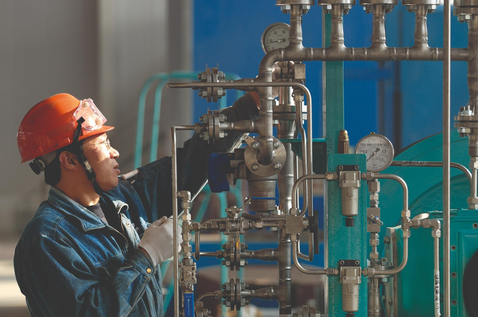 Howden Provides Green Hydrogen Compression for World's First Climate Neutral Methanol Plant