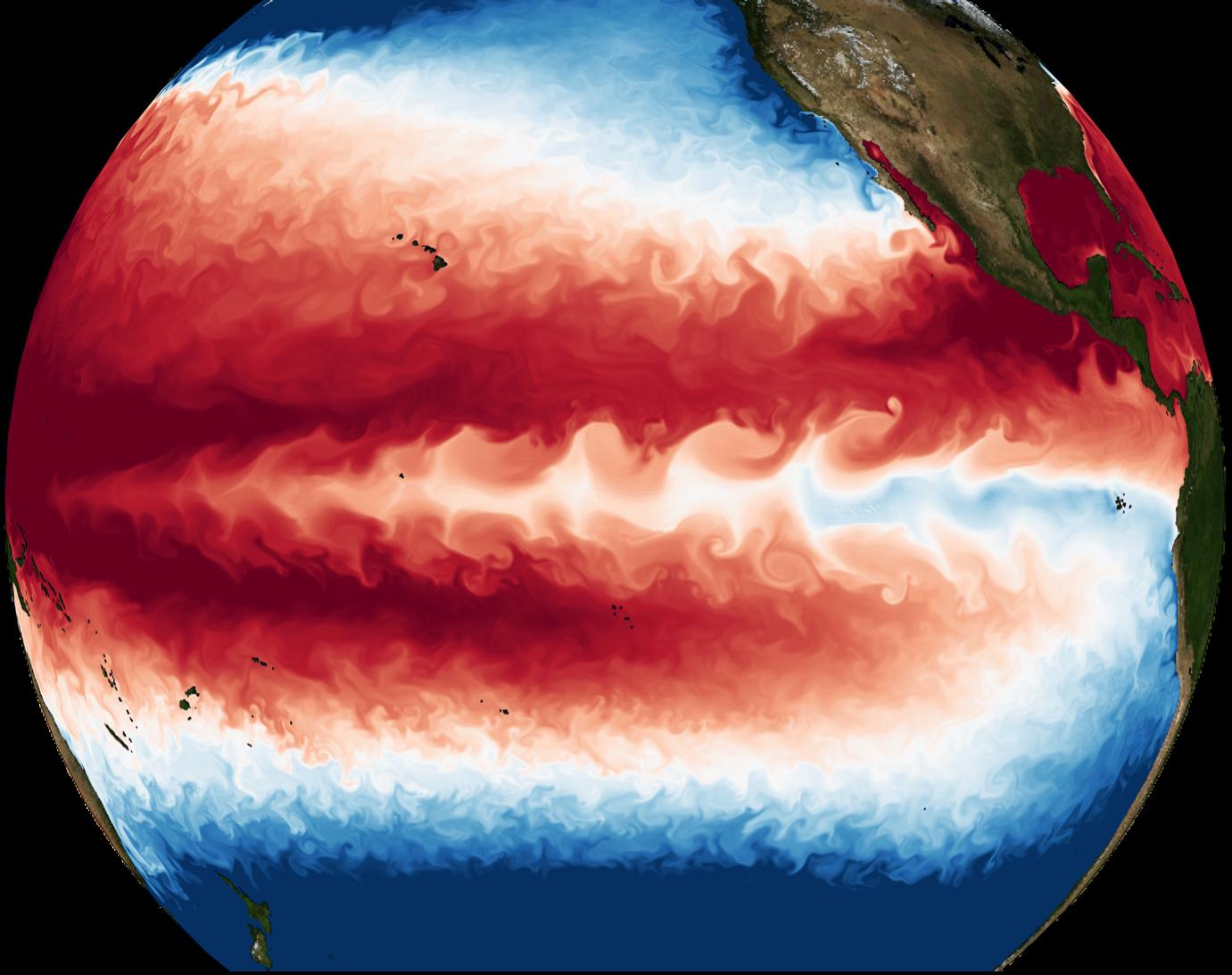 Study Shows Temperature Increase will Interrupt El Niño and La Niña Events
