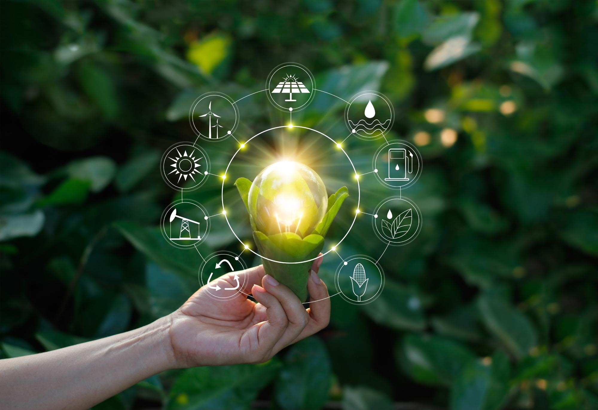 New Study Turns to Engineered Bacteria to Store Renewable Energy.
