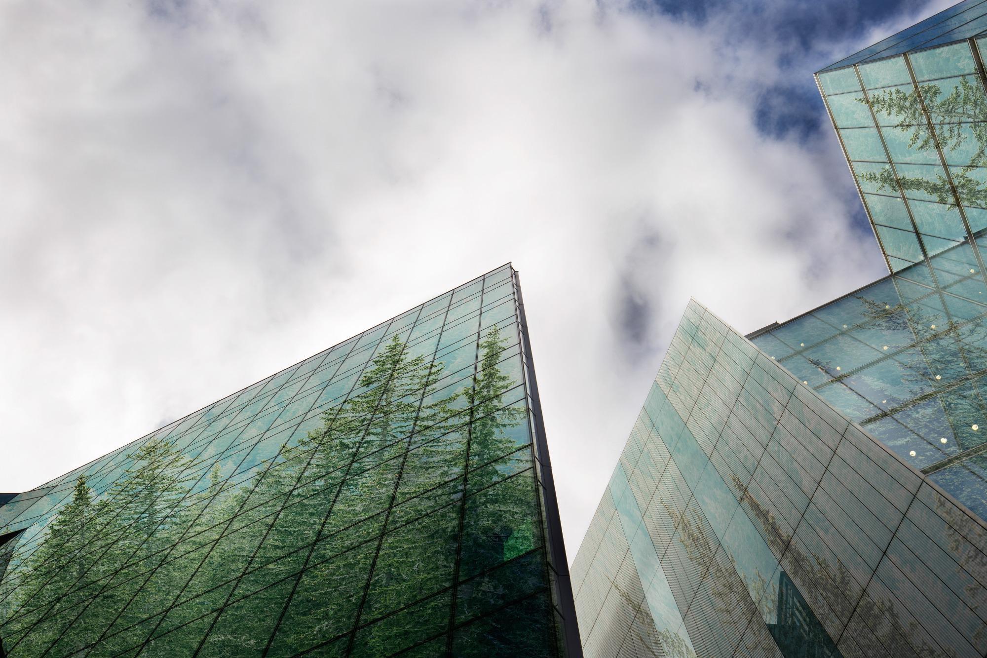 Flux Sensing in Green Buildings