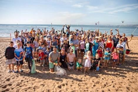 UK's Largest Clean-Up Operation with Mindful Chef & Ben Fogle