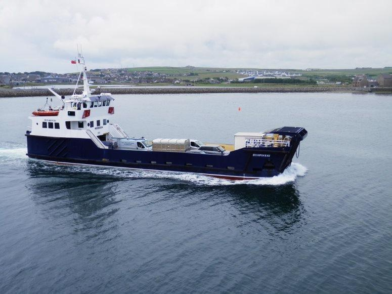 Maritime Decarbonisation to Cruise Forward in Orkney