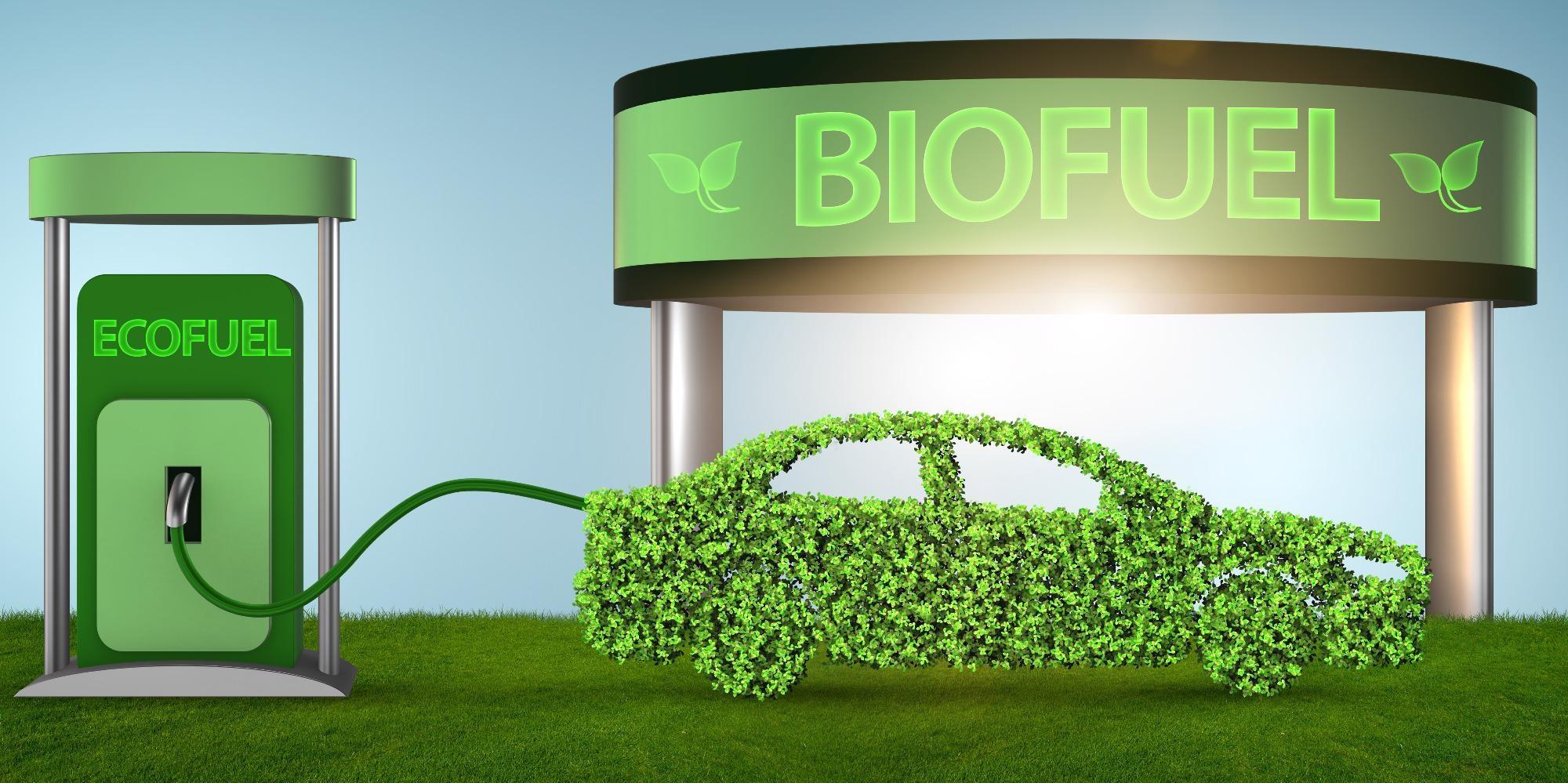 Radiation Treatment to Convert Organic Waste into Renewable Biofuel Additives.