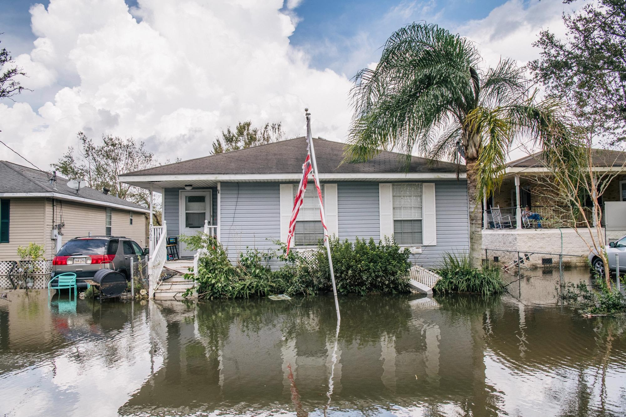 Inland Flooding Responsible for Damage and Deaths from Tropical Storms, Finds Study.