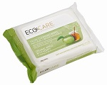 World's First Eco-Friendly Wipes and Packaging