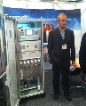 New Continuous Monitoring System by Gasmet Revealed at Mercury 2013, Edinburgh