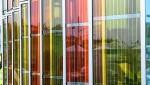 EPFL Installs Dye Solar Cell Glass Façade at SwissTech Convention Center