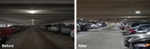 Detroit Metropolitan Airport Improves Lighting Efficiency with Eaton LED Parking Garage Lights