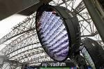 NRG Stadium Illuminates Field with Array of High-Efficiency LED Lights
