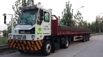 EDI and Shaanxi Automotive Build Electrified PHEV Port Truck for Port of Shanghai