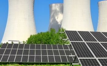 Combining Renewable Energy and Nuclear Plants to Balance Power Supply and Demand
