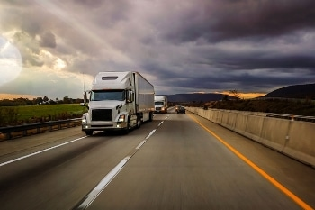Researchers Develop Concept to Slash Greenhouse Gas Emissions for Long-Haul Trucks