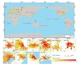 Study Evaluates Global ISA and UGS Mapping