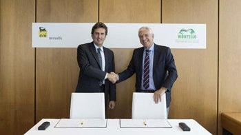Versalis and Montello to Develop New Range of PE Products Made from Recycled Packaging