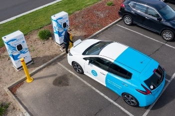 PV for Your EV: Solar Tech Powers Electric Cars Through Summer