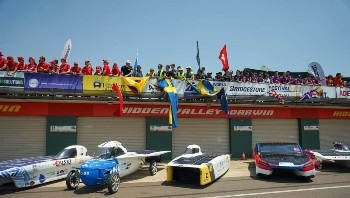 Fossil Free Solar Cars in the World's Longest Student Race