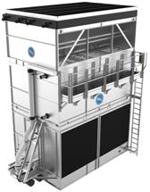 Baltimore Aircoil Company Announces HXV Hybrid Cooler