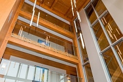 Substituting Lumber for Energy-Intensive Building Products to Reduce Emissions