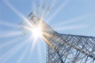 Heterogeneity can Lead to Improved Stability in the Power Grids