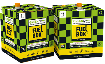 New Green Fuel Product for the Off-Road Market Catches Eye of Speedy Hire Plc